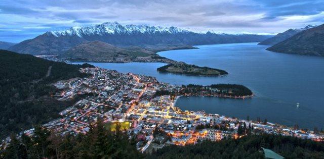 Новая-Зеландия.-Квинстаун