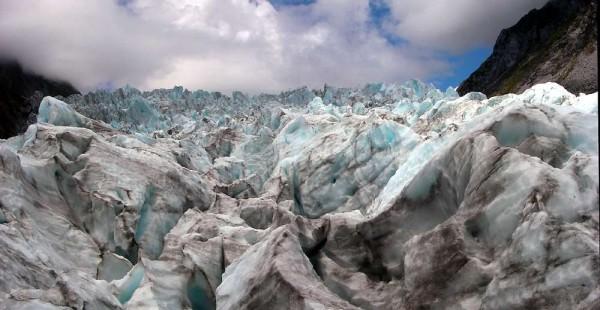 Новая Зеландия. Ледник Франца Йозефа. Franz Jozef gletcher