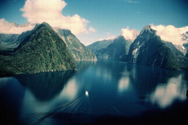/Новая Зеландия. Фьюорды