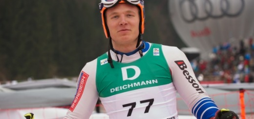 Юрий Данилочкин, горнолыжник русский горнолыжник сборной команды Белоруссии