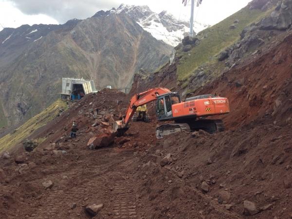 Эльбрус, горные лыжи, ski kuba snow news