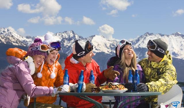 Горы, лыжи, отдых