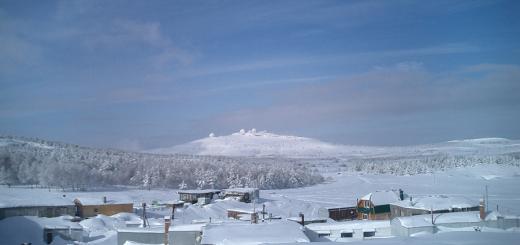 Горные лыжи. Ай - петри.