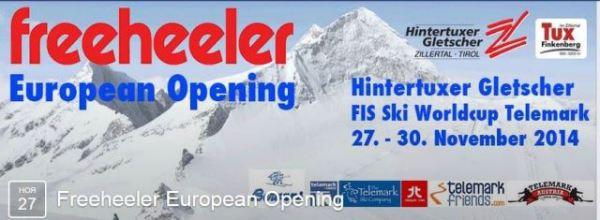 Открытие горнолыжного сезона Телемарк