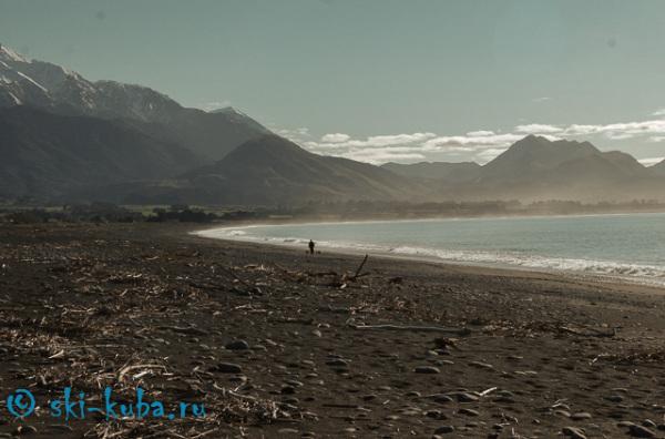 Горнолыжное путешествие в Новую Зеландию