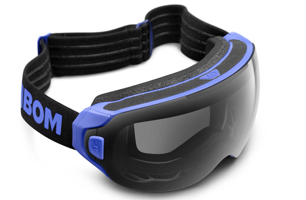 Горнолыжная маска без запотевания F-BOM Goggles