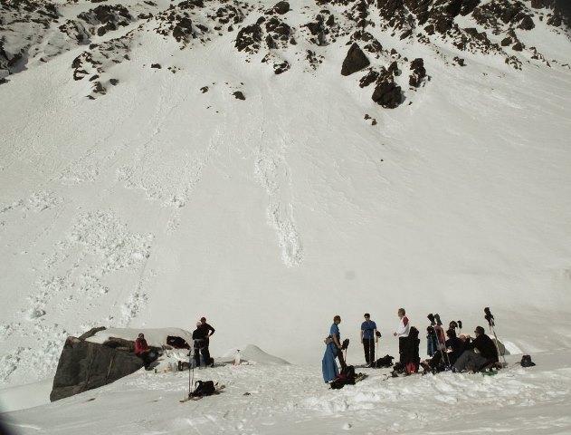 Хели-ски в Новой Зеландии