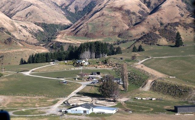 Хели-ски в Новой Зеландии;