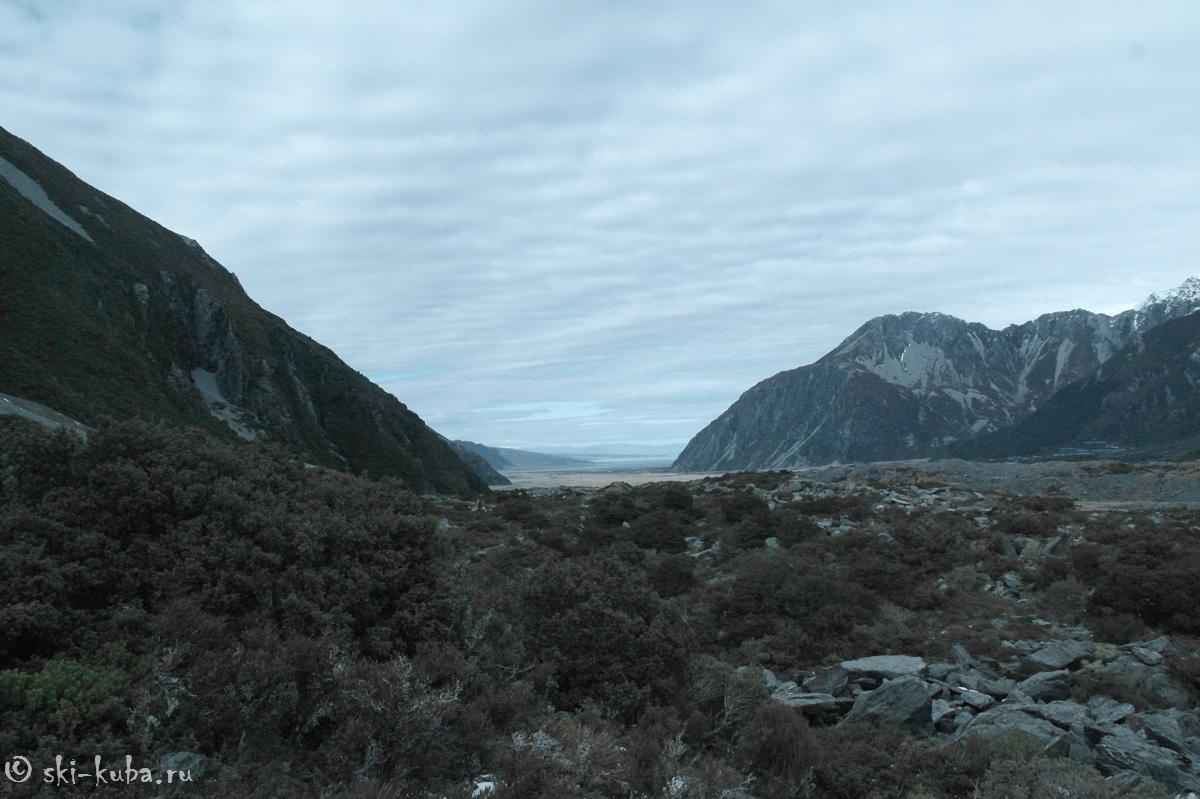 Национальный парк Аораки