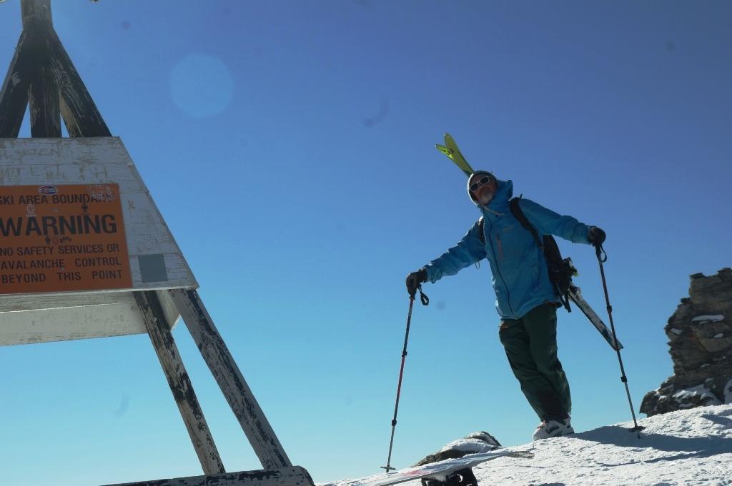 Горные лыжи - смысл жизни