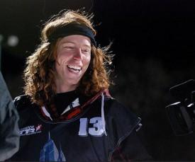 Shaun-White - знаменитый сноубордист