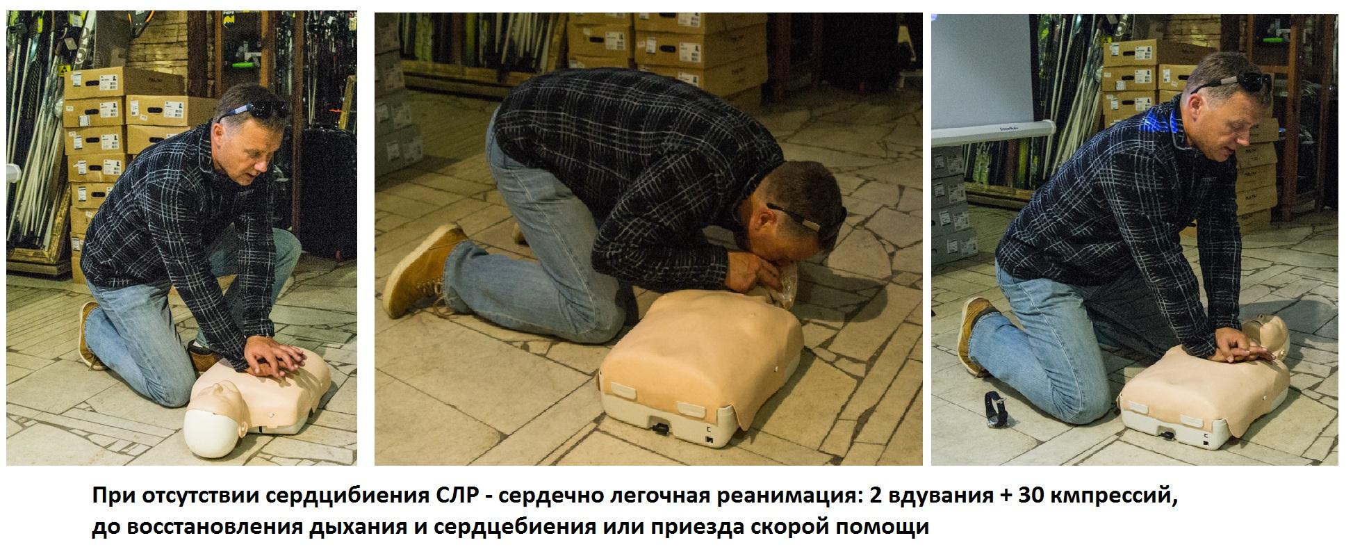 Основы первой помощи