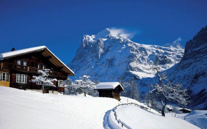 Горные лыжи сноуборд