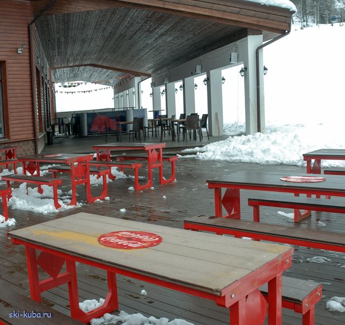 горнолыжный курорт Роза Хутор, Красная поляна