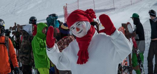 Горная Карусель открытие горнолыжного сезона