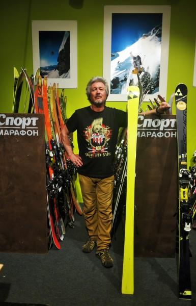 Тесты лыж Fisсher RC4 WC RC PRO