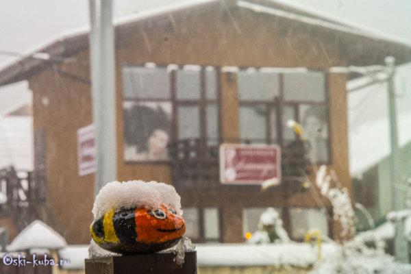 Снегопост из Красной Поляны и открытие курортов