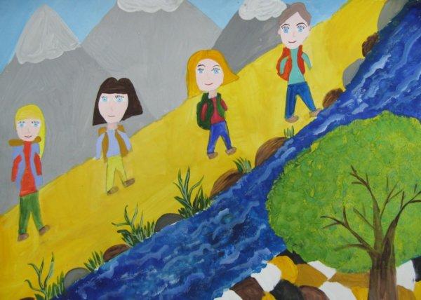 летний детский лагерь красная поляна