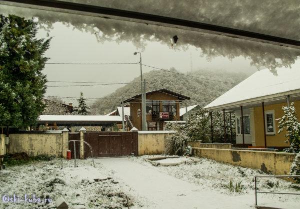1.11.2017.Первый снег в Красной Поляне-0719