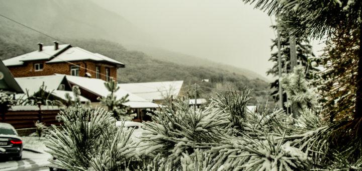 1.11.2017.Первый снег в Красной Поляне-0721-2